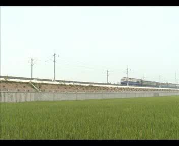 徐宿淮盐铁路开始联调联试 12月16号正式运营
