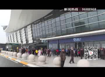 徐宿淮盐高铁开通一个月 宿迁站累计发送旅客20万人次