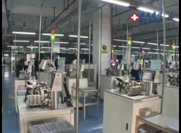 复工复产进行时 泗洪:智能化助力复工复产 规上企业复工率超七成